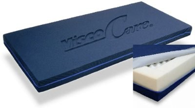 ViscoCare Comfort 120 AD- Matratze m.Bezug 12x90x200cm