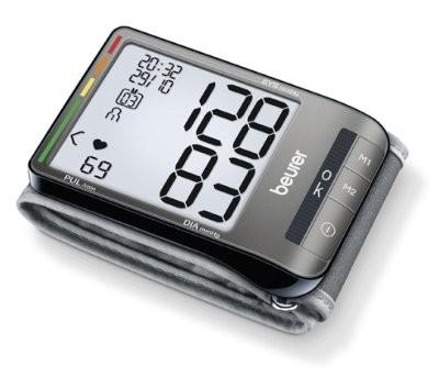Blutdruckmeßgerät BC80 f. Handgelenk(Beurer)