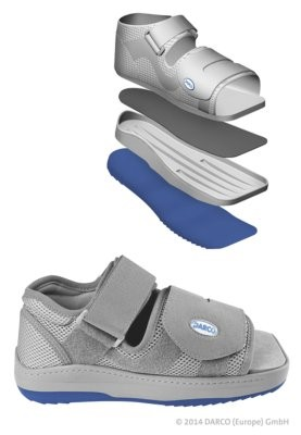 Relief Dual Fußteilentlastungs -Schuh in versch. Ausführungen