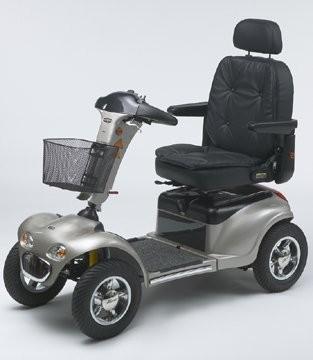 Elektro-Scooter Shoprider 889XLS-BE