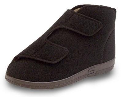 Reha Schuh hoch Z1 mit 2 Klettverschlüssen