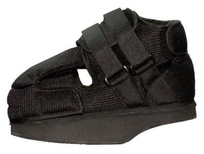 WewaPed Rückfuß-Entlastungs- Schuh schwarz in versch. Größen