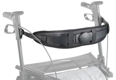 Rückengurt m.Polster f. Rollator Troja 2G/Odyssé