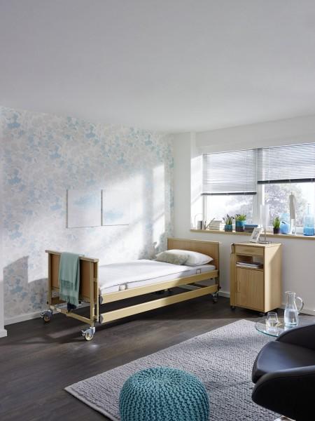 Pflegebett Dali II 24V, Holz