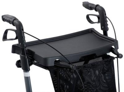 Tablett f.Rollator Troja Classic/2G/Odyssé