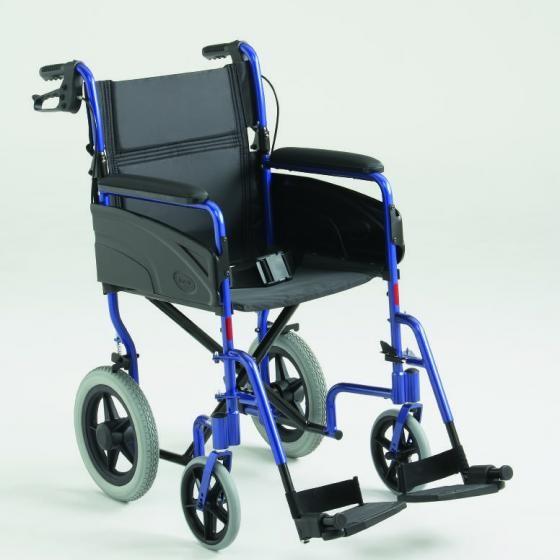 Rollstuhl Alu Lite