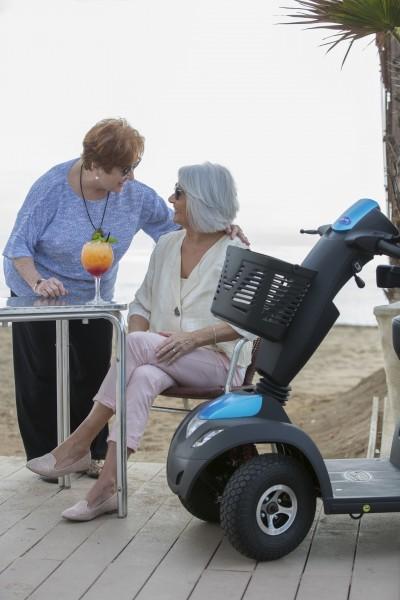 Elektro-Scooter COMET PRO
