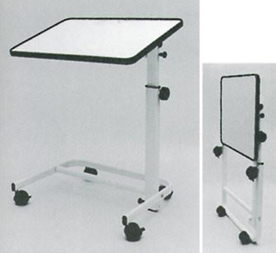 Bett-Tisch MK I,weiß ohne Seitenplatte(Ato Form)