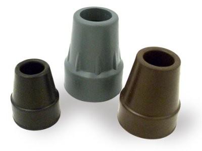 Gummipuffer für Vierfuß., Krankenstock, Achselstütze