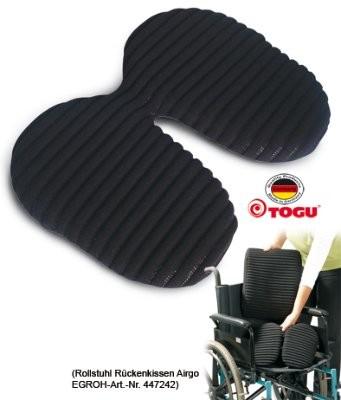 Airgo-Rollstuhl Sitzkissen (TOGU)