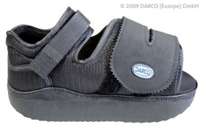 TwinShoe Ausgleichsschuh schwarz in versch. Größen