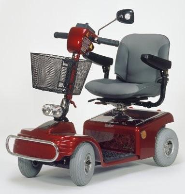 Elektro-Scooter Shoprider 888 NR