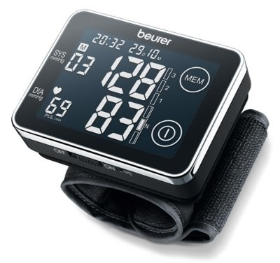 Blutdruckmeßgerät BC58 f. Handgelenk(Beurer)