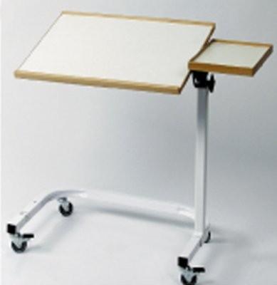Bett-Tisch SAALE mit Seitenplatte(Ato Form)