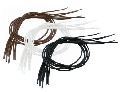 Elastische Schnürsenkel ca. 61cm in versch. Farben (VE3Paar)