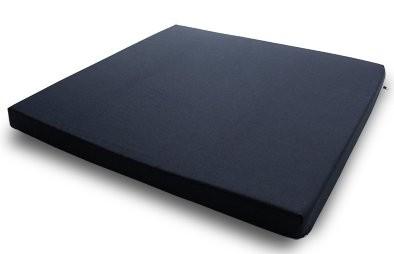 Rollstuhl-Rückenkissen in schwarz in versch. Größen