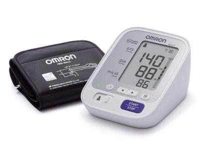 OMRON M400 Oberarm-Blutdruck- Meßgerät m.Manschette 22-42cm