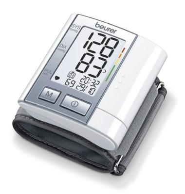 Blutdruckmeßgerät BC40 f. Handgelenk(Beurer)
