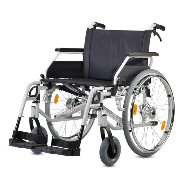 Rollstuhl S-Eco 300 XL mit Trommelbremse